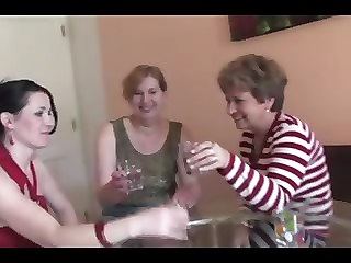 Horny Game With Mature Sluts