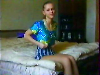 Russian Teen First Time