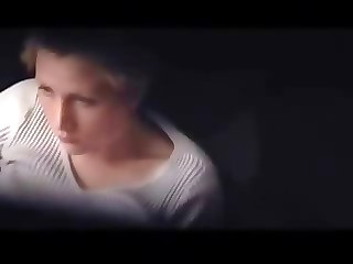 Probably The Best Video Of Sister Spied By Bad Brother