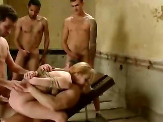 Brutal Bdsm Double Penetration Gangbang! Vol.26 By: Ftw88