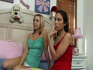 Horny Chicks Hungry For A Nerd\s Cock