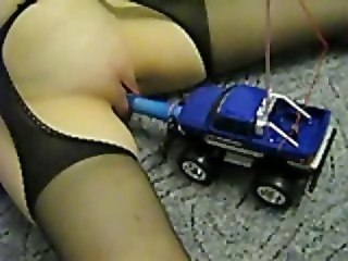 Dildo And A Car