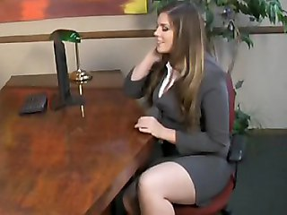 Office, Boss, Secretary, Business Woman