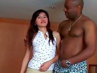 Thai Lbfm Interracial Anal