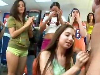 Dorm Girls Crazy Party (4 Of 4)