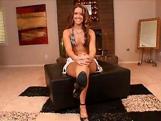 Nikki Vixon 1st Monster Cock
