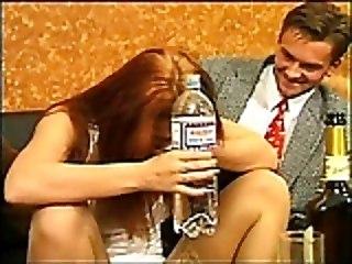Jzabella Got Drunk At Menparty